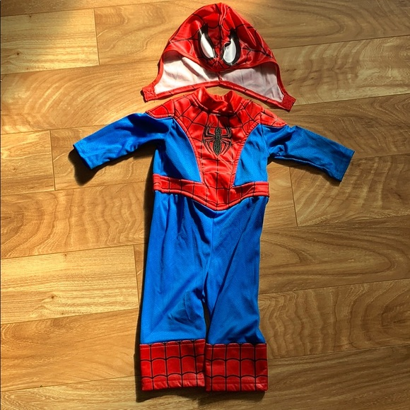 Disney Other - Baby Spider-Man Costume